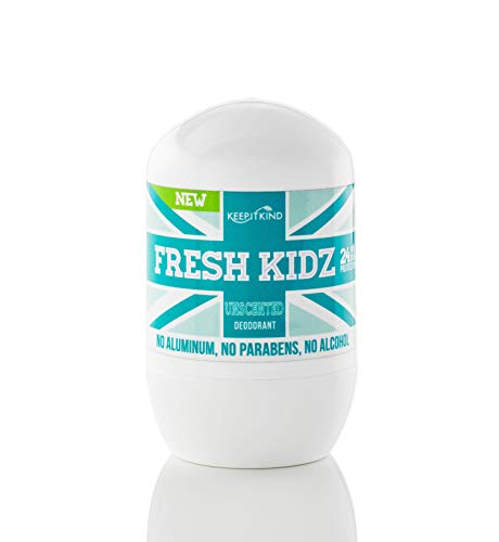 Product Image of the Keep it Kind Fresh Kidz Natural Roll On Deodorant 24 Hour Protection for...