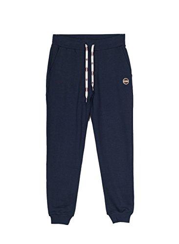 Colmar Pantalone Tuta Uomo Originals Blu tampone