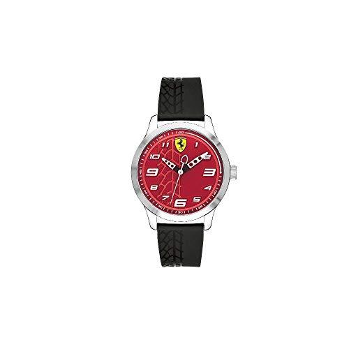 Orologio Solo Tempo Uomo Scuderia Ferrari Pitlane Referenza FER0840021