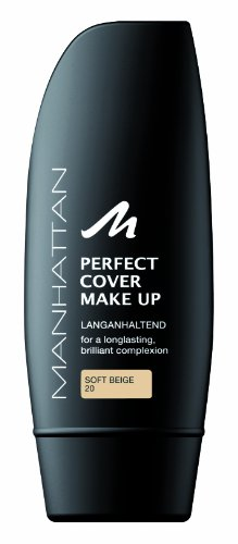 Manhattan Perfect Cover Make up - Softe Beige 20 - 1er Pack (1 x 30 milliliter)