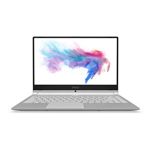 "MSI Modern 14 A10M-600XES - Ordenador portátil de 14"" FullHD ( Intel Core i5-10210U, 16 GB RAM , 512 GB SSD, Tarjeta gráfica integrada, sin Sistema operartivo) gris - teclado QWERTY Español"