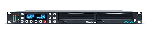 Great Features Of AJA Ki Pro Rack Digital File Recorder with Apple ProRes 422
