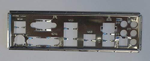 Gigabyte GA-Z77X-D3H Rev.1.0 - Blende - Slotblech - IO Shield