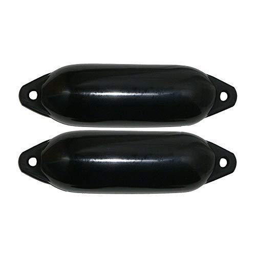 2er-Set Majoni Star 15 Fender Bootsfender schwarz 45 x 12 cm …