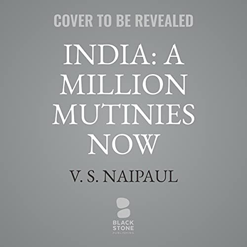 India: A Million Mutinies Now cover art
