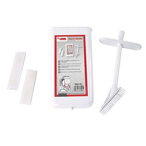 Fiamma Toilettenbürste Compact weiß