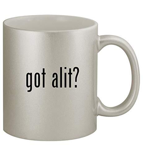 got alit? - 11oz Silver Coffee Mug Cup