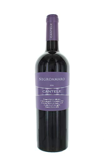 Negroamaro 75 cl Cantele 2013 Rosso Salento Igt = 9.20 €/L