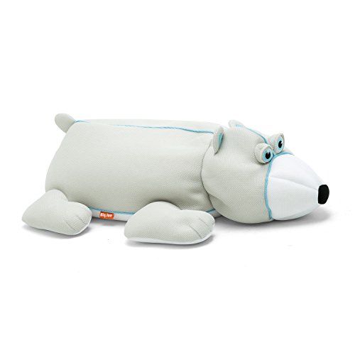 Big Joe, 2020POL, Polar Bear Pool Petz Pool Float, Gray/White
