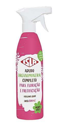 Adubo Completo Para Floração E Frutificação - Pronto-uso 500ml Isla