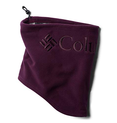Columbia CSC Fleece Gaiter Guêtre Fille Black Cherry FR : Taille Unique (Taille Fabricant : O/S)