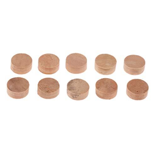 10pcs Wasserschlüssel Wert Kork Pad Für Posaune Reparatur, 10mm