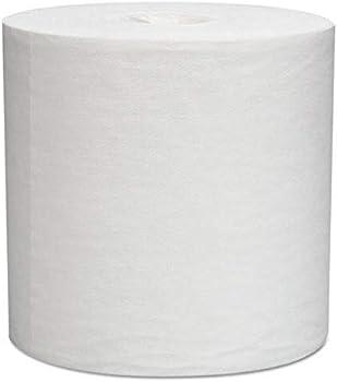 600 Wipes Kimberly-Clark WypAll L30 Centerpull Roll (9 4/5 x 15 1/5)