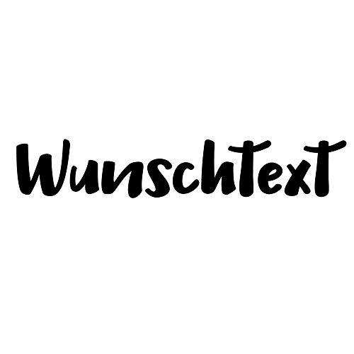 "Bügelbild""Wunschname"""