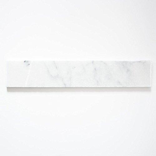 Sokkel marmer natuursteen wit sokkel Ibiza antiek marmer voor muur badkamer toilet douche keuken mozaïekmat mozaïekplaat