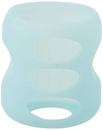 Dr. Brown's Wide Neck Glass Bottle Sleeve, Mint, 5 Ounce