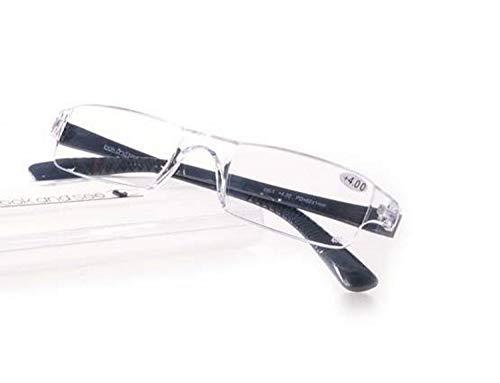 Randloze leesbril +3,5 merk