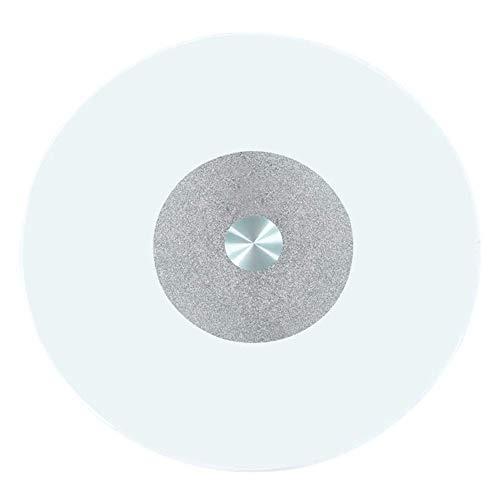 GSKD 80cm Piatto Girevole per Tavolo da Pranzo Piatto Rotante in Vetro Temperato Lazy Susan Rotonda Giradischi Vassoio Girevole Centrotavola