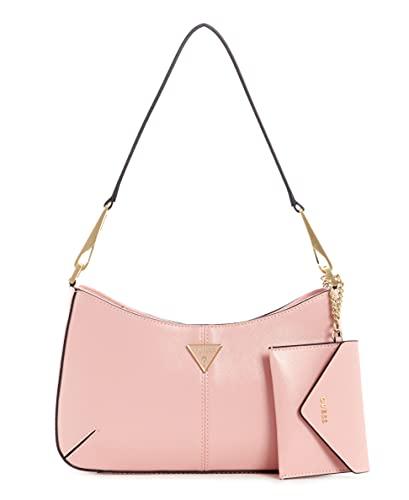 Guess Layla Shoulder Bag Pink