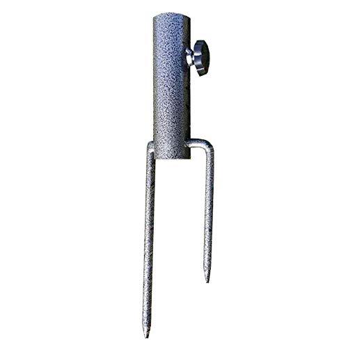 Eforcase - Parasol portátil para jardín, playa, césped, con soporte para sombrilla
