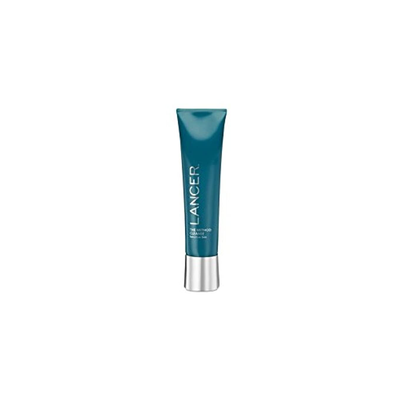 キャンディーアーネストシャクルトン感嘆Lancer Skincare The Method: Cleanser Sensitive Skin (120ml) - クレンザー敏感肌(120ミリリットル):ランサーは、メソッドをスキンケア [並行輸入品]
