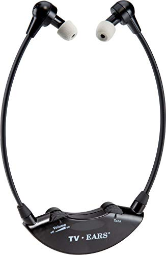 TV Ears Additional Wireless Headset, Replacement headset for TV Ears Original, TV Ears Digital and TV Ears Dual Digital-11621