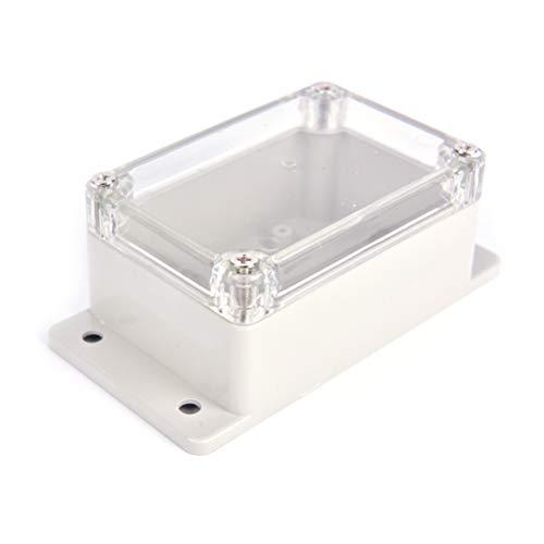 TOOLSTAR Caja de conexiones, 100 * 68 * 40 mm Eléctrico Proyecto...