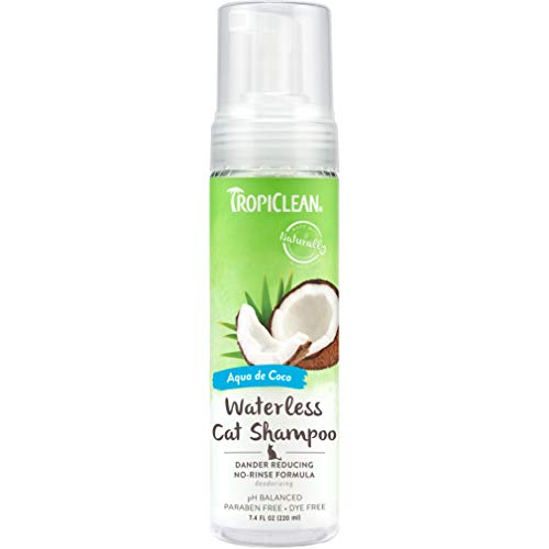 TropiClean Waterless Shampoos for Pets