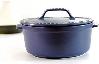 Praktisch Casserole gerechten steelpan gietijzeren braadpan braadpan met oven deksel pyrex braadpan braadpan met deksel br...