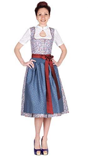 Sportalm Dirndl Ida 930304262 Crimson 70er Größe 44