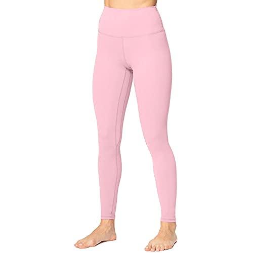 La Yoga de Las Polainas de la Cintura Alta del Estiramiento de Las Mujeres jadea, Gimnasio Que Funciona con los Pantalones del Entrenamiento de Secado rápido inconsútiles HM