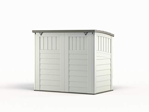 Suncast BMS2500 Horizontal Outdoor Storage Shed