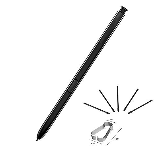 Galaxy Note 8 Pen Replacement Stylus Touch S Pen Galaxy Note 8 Note8 N950 Stylus Touch S Pen +Tips/Nibs+Eject Pin Black