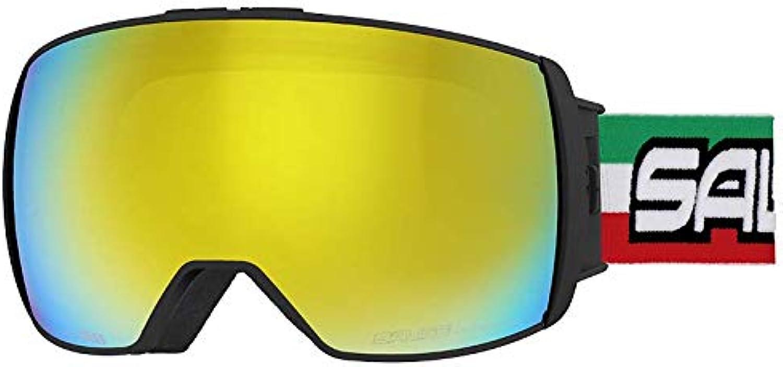 Salice 605EITA Skibrille SR Schwarz Italia Italia Italia Unisex Erwachsene, Einheitsgröße B07L6917BT  Jugend 9c7b06