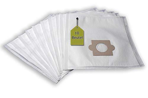 eVendix Staubsaugerbeutel passend für AKA BSS 08/1, 10 Staubbeutel ähnlich wie Original AKA Staubsaugerbeutel BSS 12