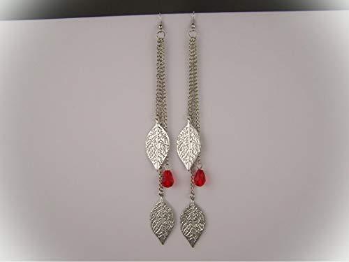 Long Dangle Earrings for Women Set Extra 6