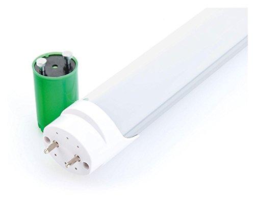 Showlite LED Röhre 120cm (1200mm Leuchtstoffröhre, T8 G13, 1790 Lumen, 4500 Kelvin, Tageslichtweiß, Leistung: 18W)