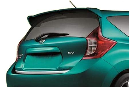 Accent Spoilers - Spoiler for a Nissan Versa Note 5-Door Roof Factory Style Spoiler-Primer
