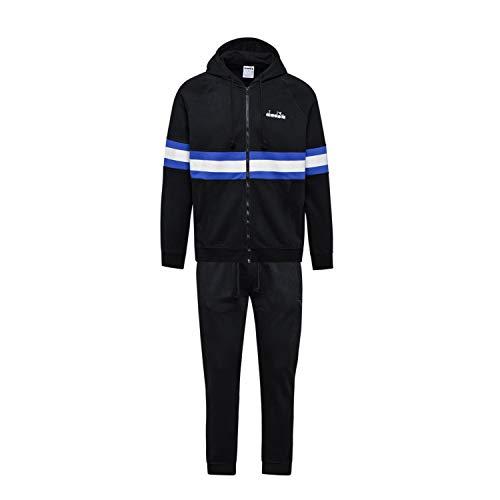 Diadora - Chandal HD FZ Suit Brushed Core para Hombre