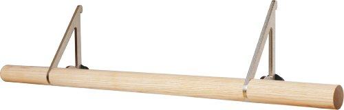 Ant Bar - Klimmzugstange aus Holz für antworks Trainingsboard