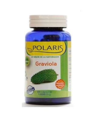 Polaris Graviola 1000Mg. 90 Capsulas - 1 unidad