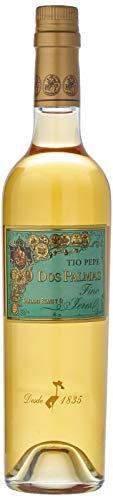 Tio Pepe Dos Palmas Añada 2017 D.O Jerez - Vino Fino - 0.5 L