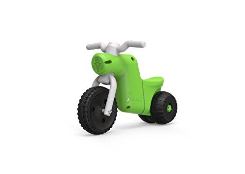 YBIKE Toyni Tricycle Balance Bike, Green