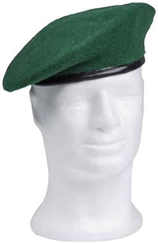 Mil-Tec Boina verde talla 59
