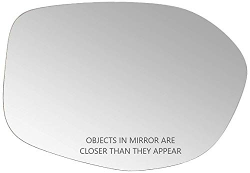 OEM Mirror Glass + Backing FOR 2014-17 HONDA ODYSSEY HEATED Passenger Side View Right RH