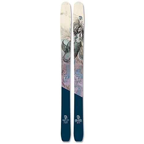 Icelantic Mystic 107 Alpine Touring Ski - Women's One Color, 162cm