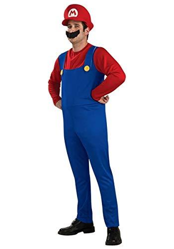 Rubie's-déguisement officiel - Mario Bros - Déguisement Costume Adulte - Taille M- I-889228M