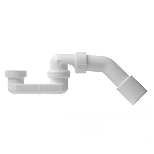 Cornat T323206 kuip geurafsluiting slang flexibel 1 1/2 inch