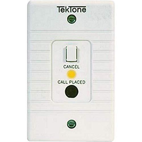 TEKTONE SOUND & SIGNAL SF100C Room Call Station, 1/4
