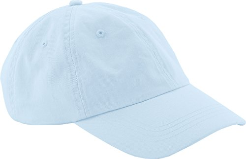 CreativeMinds UK -  Cappellino da baseball  - Uomo blu Pastel Blue